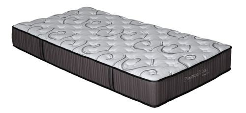 KING SINGLE  POSTURE PLUS  POCKET SPRING ENSEMBLE (MATTRESS & BASE) WITH BODY CARE (SWB) BASE - MEDIUM FIRM