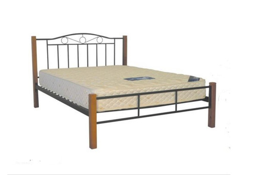 KING SINGLE   SWEETDREAM  TIMBER / METAL  BED