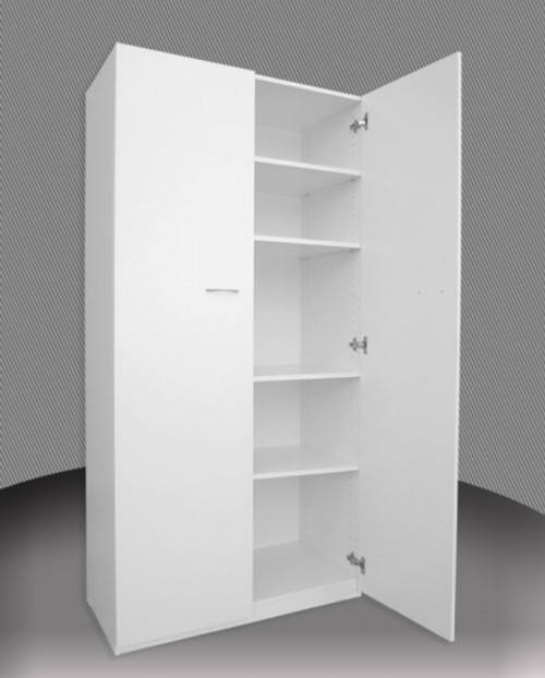 (P36500D) PANTRY - 2 DOOR - 1800(H) X  900(W)  - ASSORTED COLOURS AVAILABLE