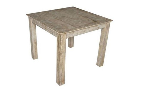 DENNY SQUARE DINING TABLE  (3-15-1-19-20-1-12) - 900(W) x 900(D) - NATURAL