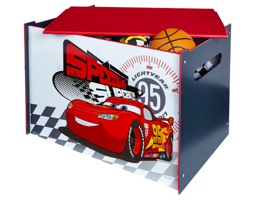 CAR TOY BOX - MDF