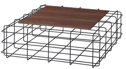 CUBO COFFEE TABLE - 315(H) X 915(W) X 915(D) - AS PICTURED