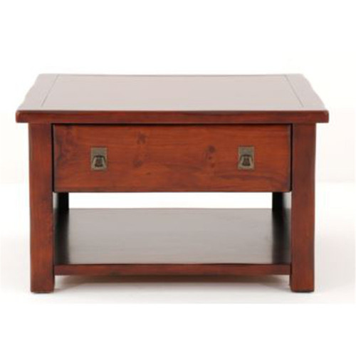 STOCKADE COFFEE TABLE - RUSSET