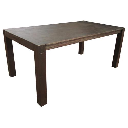 WATTLE BRUSH DINING TABLE 2100L - ASH