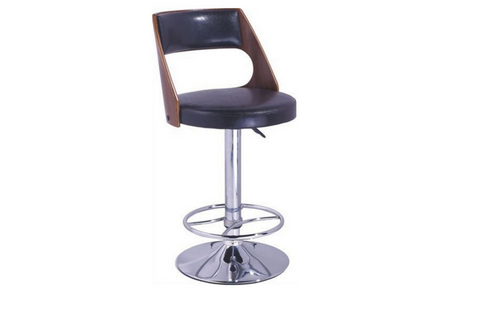 WATERLOO  GASLIFT  BARSTOOL  - SEAT: 900 -1120(H)  BROWN