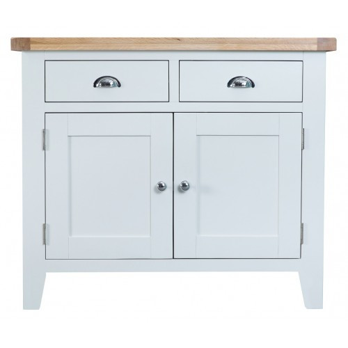 ARBETTA (TT-STS) 2 DOOR / 2 DRAWER BUFFET / SIDEBOARD - TWO TONE