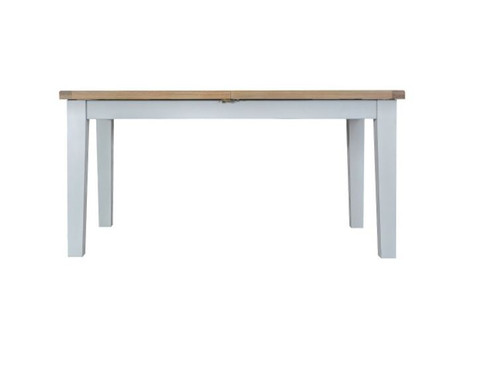 ARBETTA (TT-16BET) 1600/2100(W) X 900(D) BUTTERFLY EXTENSION DINING TABLE - TWO TONE