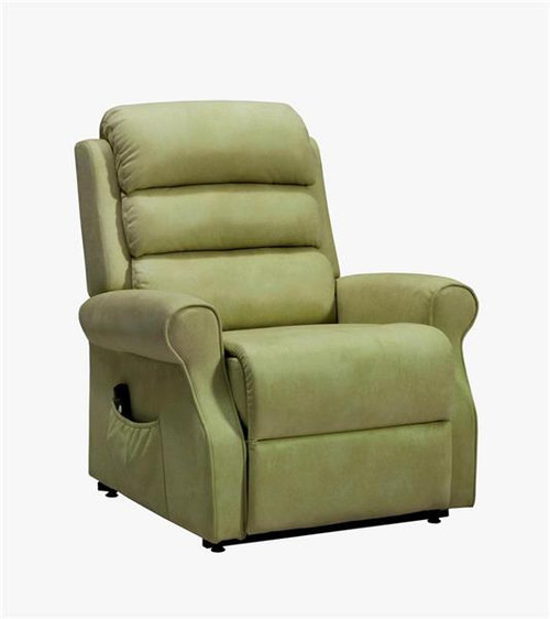 RICHMOND 1 MOTOR LIFT FABRIC RECLINER CHAIR- BEIGE
