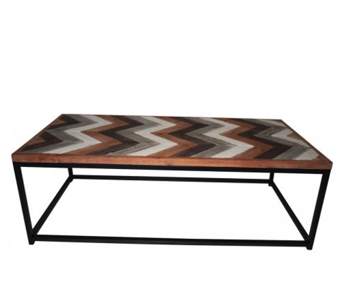TORRES COFFEE TABLE  1220(W)- MULTI - COLOUR