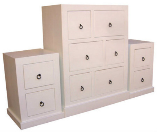 BONO 3 PIECE CHEST CHEST - ASSORTED COLOURS AVAILABLE