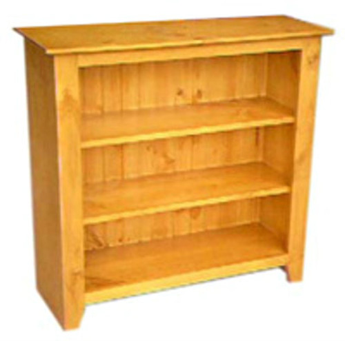 MANILLA BOOKCASE - 900(H) X 900(W) - ASSORTED COLOURS AVAILABLE