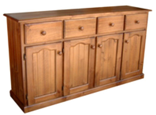 ARNCLIFF BUFFET 4 DOORS / 4 DRAWERS -1660(W) - ASSORTED COLOURS AVAILABLE