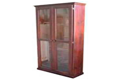 LIBRARY UNIT 900 WITH 2 DOORS - ASSORTED COLOURS