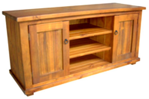 ARNCLIFF LOWLINE TV UNIT WITH SOLID DOOR & PLYNTH BASE - 1520(W) - ASSORTED COLOURS AVAILABLE