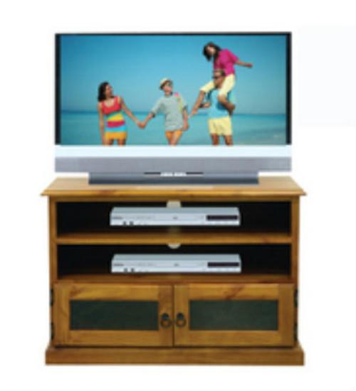 MANTON BLACKWOOD LOWLINE TV UNIT - 1000(W)-ASSORTED COLOURS AVAILABLE