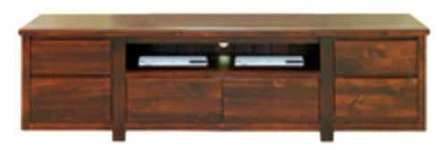 RENZO LOWLINE TV UNIT - 1800(W) - ASSORTED COLOURS AVAILABLE