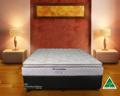 DOUBLE BODYCARE GENTLY FIRM MATTRESS - GENTLY FIRM