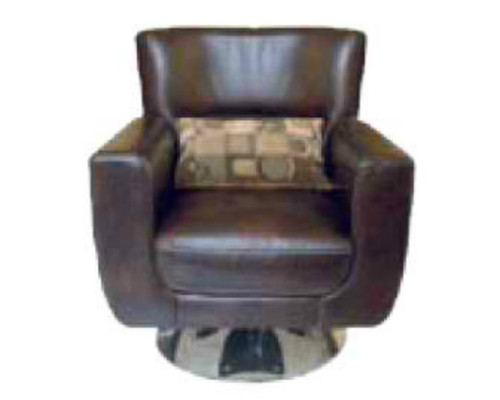 REGENT (641-2) SWIVEL CHAIR WITH CUSHION