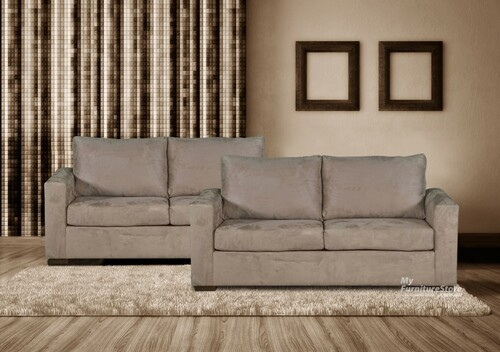 NEWTON 2.5 SEATER + 2 SEATER FABRIC LOUNGE - CHOICE OF FABRICS