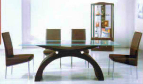 BARCELONA (H882A) DINING TABLE ONLY - 1900(W) X 1000(D)