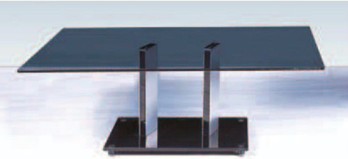 BARCELONA (G0120) COFFEE TABLE -470(H) x 1200(W) x 700(D)