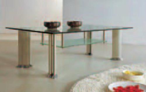 BARCELONA (G315) COFFEE TABLE - 440(H) X 1350(W) X 750(D)