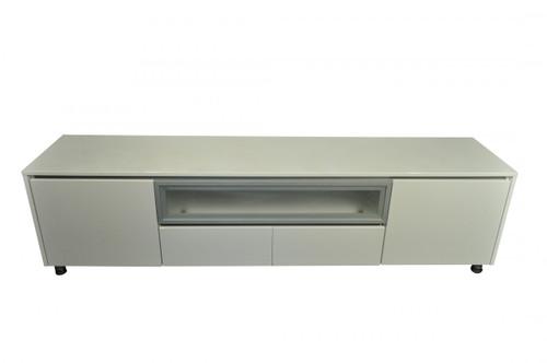 UMA ENTERTAINMENT LOWLINE UNIT - 2200(W) - HIGH GLOSS WHITE