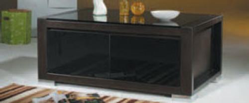 ELK COLLECTION (ELK1167) COFFEE TABLE - 460(H) X 1220(L) X 710(D) - WENGE