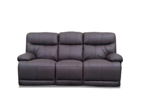PICANTO 2RR FULL LEATHER RECLINER SOFA (NOT AS PICTURED)