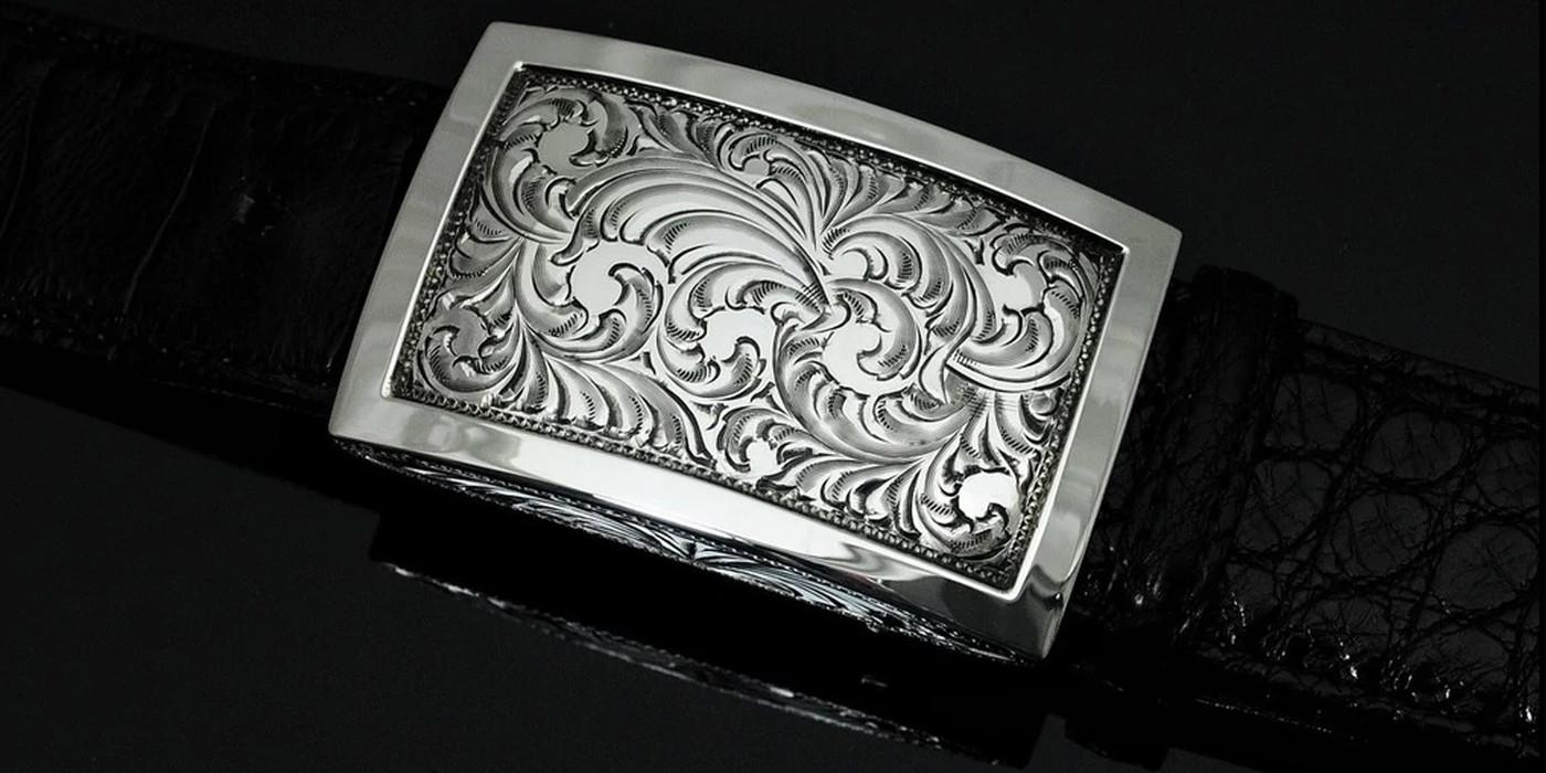 Engraved Buckles