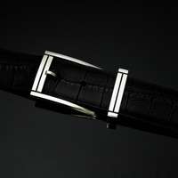 """Hand Made Sterling Silver 1 1/2"""" Buckle Set"""