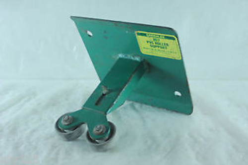 GREENLEE NO. 857- PVC ROLLER SUPPORT