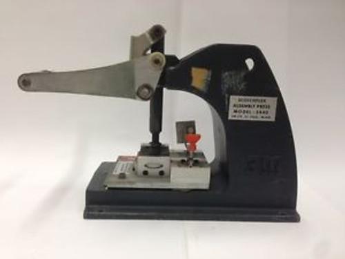 3M Scotchflex Assembly Press Model 3440