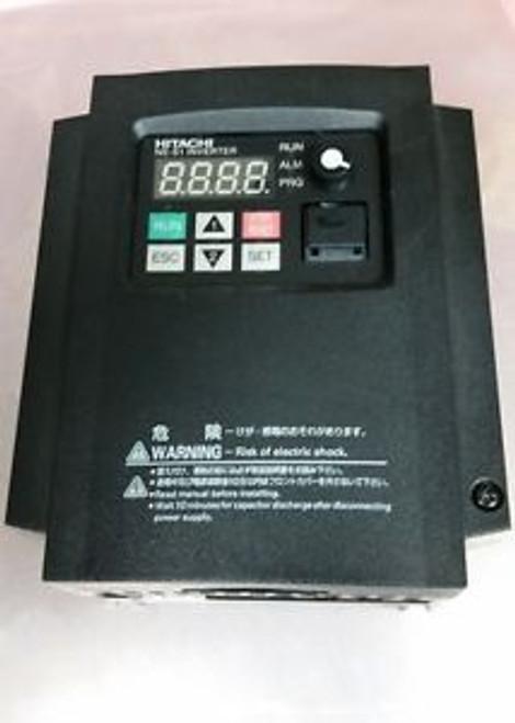 Hitachi  NES1-007LB  Replaces X200-007NFU2  1HP 200-240volt  3-PHASE INPUT ONLY