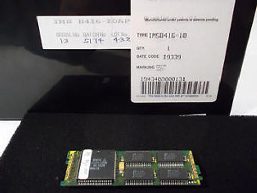 1 piece TRANSPUTER 16-bit MODULE IMSB416-10 TRAM IMST222 64Kb INMOS NEW ~