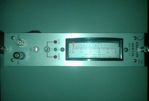 Bently Nevada 7200 RV-R  Vibration Monitor 72208-01 warranty/60