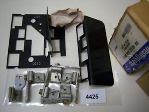 (4425) Westinghouse Fuse Kit Visi-Flex De-Ion Switch 177C880G1