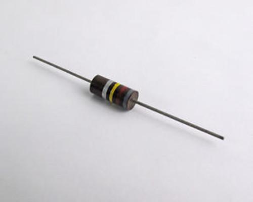 (1000) Allen Bradley Carbon Comp Resistors 2 Watt 10% HB8241 820k OHm