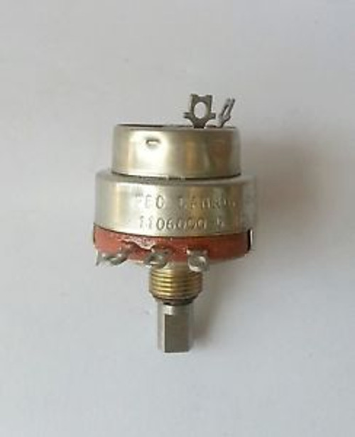 RESISTOR VARIABLE  70110600C / 1106000 Goes into LS-454/U Loudspeaker LS454