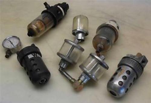 #346  &gt Mixed  8 &lt  Filters, Gauge, Regulators  See Pictures...