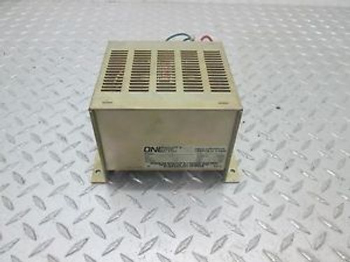 ONEAC POWER SUPPLY CONDITIONER FT1102B 009-513
