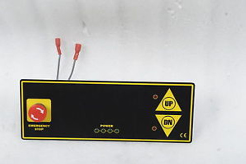 #0089 MECMESIN TORQUE GAGE OPERATING PANEL