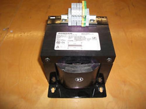 (12) Dongan Transformers ES-10210.198, 1.5 kVA, 460vPri, 230vSec, 1 Phase