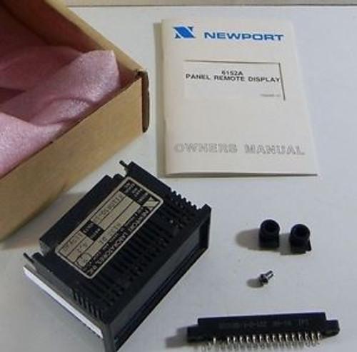 Newport Digital Indicator Remote Display 6152A ALP D1   New in the BOX