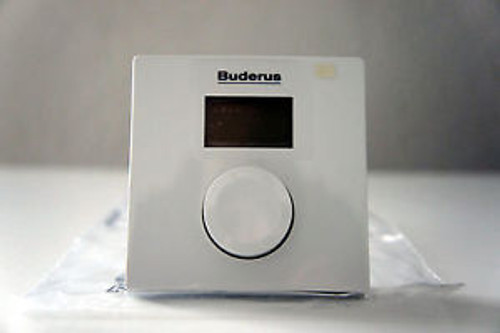 BUDERUS RC100 EMS PLUS THERMOSTAT