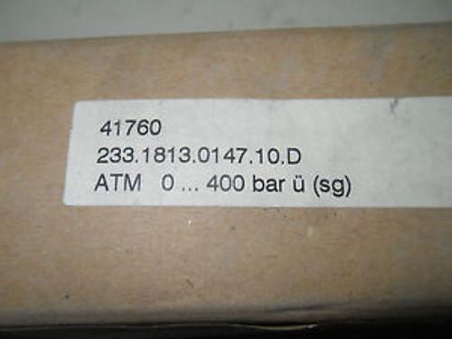 (B1) 1 New DIEFFENBACHER 233.1813.0147.10.D ANALOG TRANSMITTER