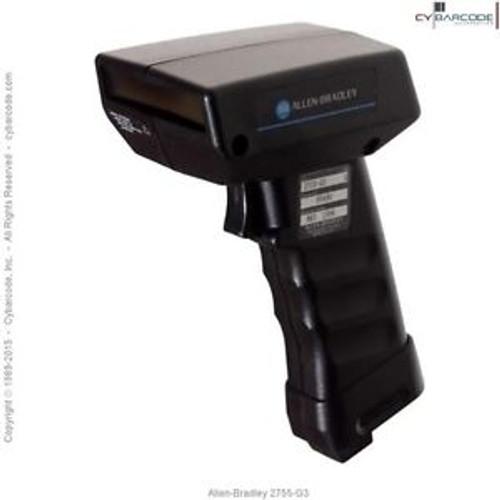 Allen-Bradley 2755-G3 Laser Scanner with One Year Warranty