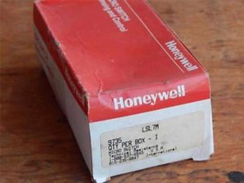 #107  Honeywell  LSL7M  9735  Heavy Duty Limit Switch  Micro Switch  &gtNEW&lt