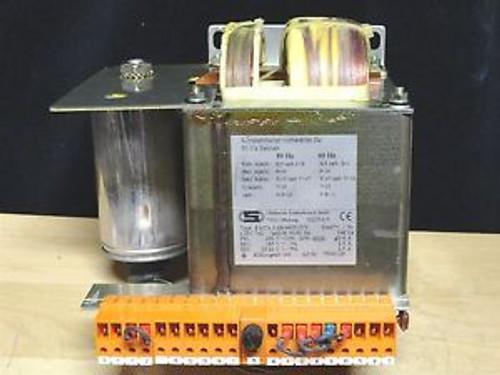 J.Schneider  Elektrotechnik GmbH Small Transformer ~ Model KMTA0.6B-960315T3
