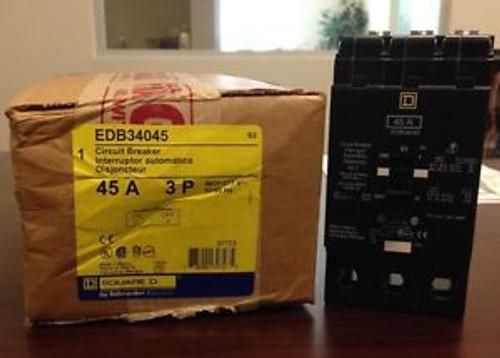 EDB34045 - BRAND NEW  3P, 45AMP 480V  PING